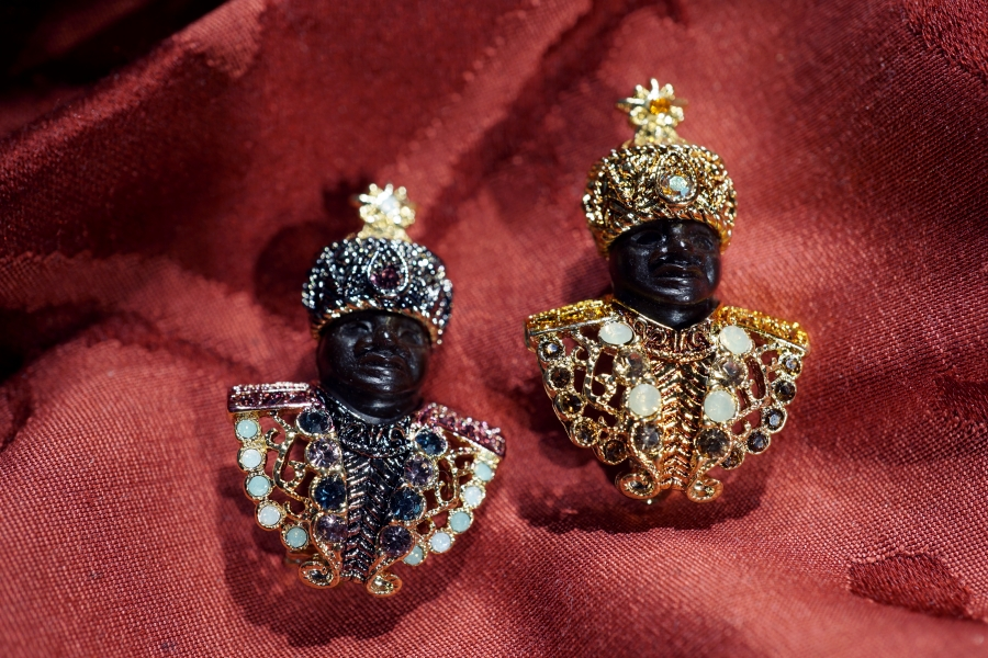 & Costume jewelry little Blackamoor 1 - Gioielli venezia