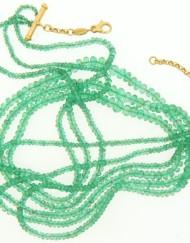 smeraldi collana