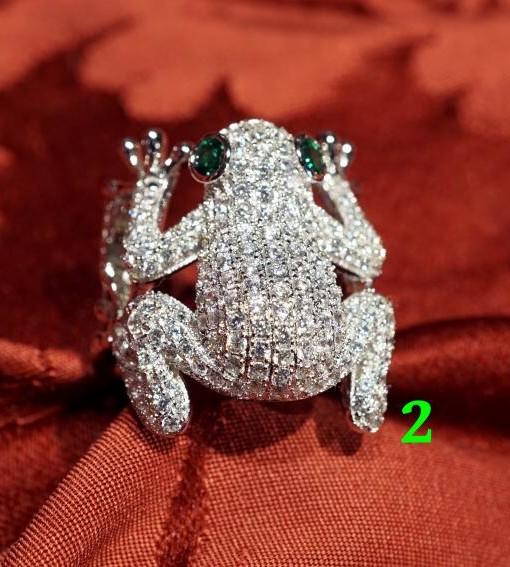 rana bianca 2