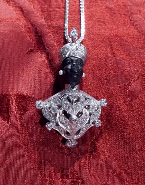 silver moretto
