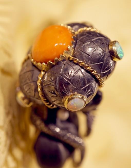 serpe busto opali 1