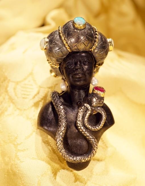serpe busto opali