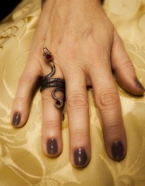 serpe anello